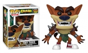 Crash Bandicoot Tiny Tiger 533 Funko POP Vinyl Figure