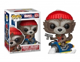 Marvel Holiday Rocket 531 Funk