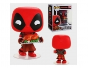 Marvel Holiday Deadpool 534 Funko POP Vinyl Figure