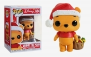 Disney Holiday Winnie Pooh 614 Funko POP Vinyl Figure