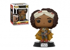 Star Wars Episode IX Jannah 315 Funko POP Vinyl Figure