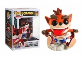 Crash Bandicoot Spinning 532 Funko POP Vinyl Figure