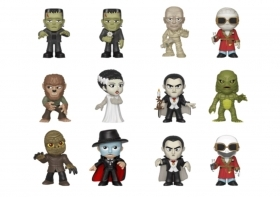 Universal Monsters Funko Mystery Minis Vinyl Figure Serie 3 1x Blind Box
