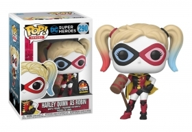 DC Super Heroes Harley Quinn as Robin L.A. Comicon 290 Funko POP Vinyl Figure