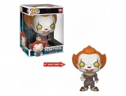 "IT Pennywise with Boat 10"" 786 Funko POP Vinyl Figure"