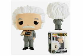 Albert Einstein 26 Funko POP V