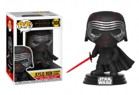 Star Wars Episode IX Kylo Ren Supreme Leader 308 Funko POP Vinyl Figure