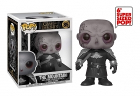 Game of Thrones The Mountain Unmasked Funko POP Vinyl Figure