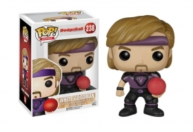 Dodgeball White Goodman 238 Fu