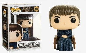 Game Of Thrones King Bran The Broken 83 Funko POP Vinyl Figure