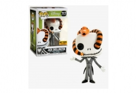Disney NBX Jack Skellington with Snake Hot Topic 717 Funko POP Figure
