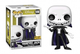 Disney NBX Vampire Jack Metallic Hot Topic 598 Funko POP Figure