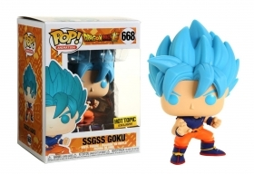 Dragon Ball Super SSGSS Goku H