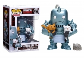 Full Metal Alchemist Alphonse Elric with Kittens 452 Funko POP Vinyl Figure