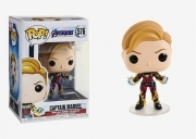 Marvel Avengers: Endgame Cap Marvel 576 Funko POP Vinyl Figure