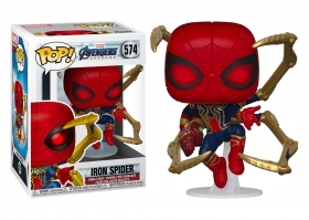 Marvel Avengers: Endgame Iron Spider 574 Funko POP Vinyl Figure