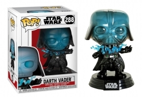 Star Wars Darth Vader Electrocuted