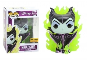 Disney Maleficent Green Flame Hot Topic 232 Funko POP Vinyl Figure