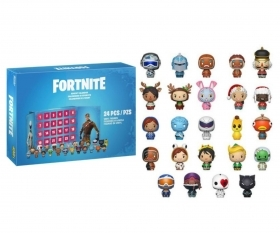 Fortnite Advent Calendar 2019 Funko Pocket POP Vinyl Figure