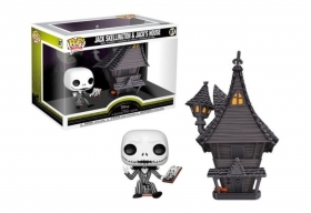 Disney Nightmare Before Christmas Jack with House Funko POP Vinyl Figure