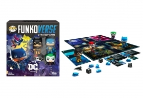 Funkoverse Strategy Game DC Comics Set Base