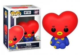 BT21 Tata 687 Funko POP Vinyl