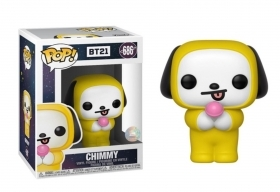 BT21 Chimmy 686 Funko POP Vinyl Figure
