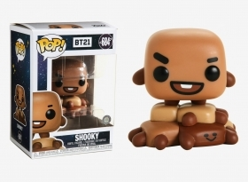 BT21 Shooky 684 Funko POP Viny