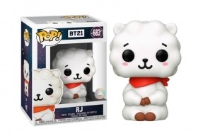 BT21 RJ 683 Funko POP Vinyl Figure