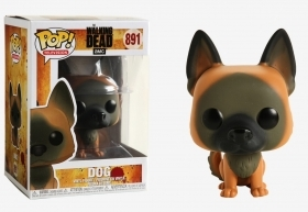 The Walking Dead Dog 891 Funko