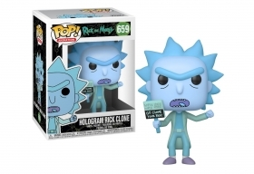 Rick and Morty Hologram Rick C