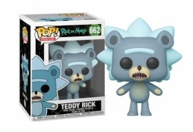 Rick and Morty Teddy Rick 662