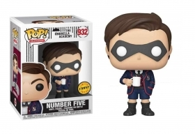 The Umbrella Accademy Number Five Chase 932 Funko POP Vinyl Figure