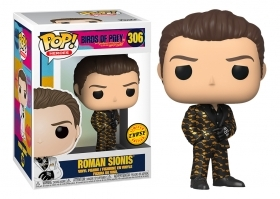 Birds of Prey Roman Sionis Chase 306 Funko POP Vinyl Figure