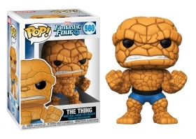 Marvel Fantastic 4 The Thing 560 Funko POP Vinyl Figure
