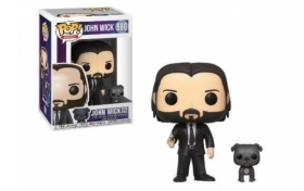 John Wick with Dog 580 Funko P