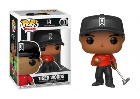 Tiger Woods 01 Funko POP Vinyl