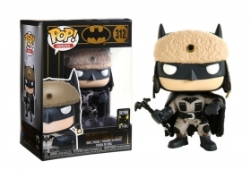 Batman 80th Red Son Batman 312 Funko POP Vinyl Figure