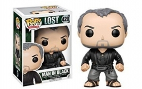 Lost Man in Black 420 Funko POP Vinyl Figure