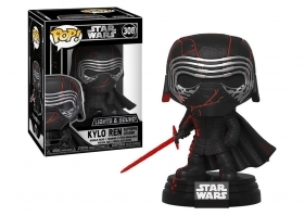Star Wars Episode IX Kylo Ren Light and Sound 308 Funko POP Vinyl Figure