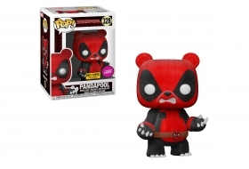 Deadpool Pandapool Chase Hot T