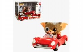 Gremlins Gizmo in Red Car Hot