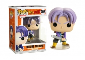 Dragon Ball Z Future Trunks 702 Funko POP Vinyl Figure