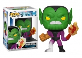 Marvel Fantastic 4 Super-Skrull 566 Funko POP Vinyl Figure
