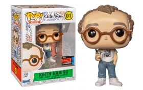 Keith Haring Fall Convention 2019 01 Funko POP Vinyl Figure