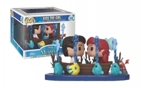 Disney Little Mermaid Kiss The Girl 546 Funko POP Vinyl Figure