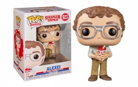 Stranger Things Alexei 923 Fun