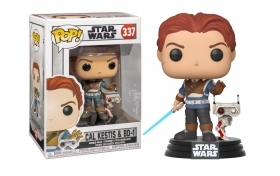 Star Wars Jedi Fallen Order Cal Kestis and BD-1 337 Funko POP Vinyl Figure