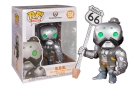 Overwatch B.O.B. 558 Funko POP Vinyl Figure