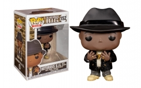 Notorius B.I.G. with Fedora 152 Funko POP Vinyl Figure